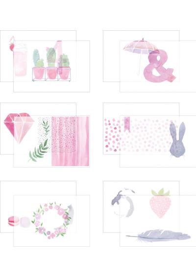 Family Portratis / Pink spring